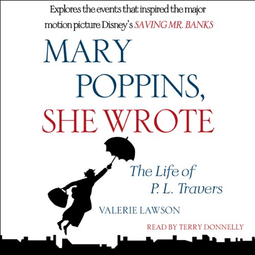 Mary Poppins, She Wrote cover art