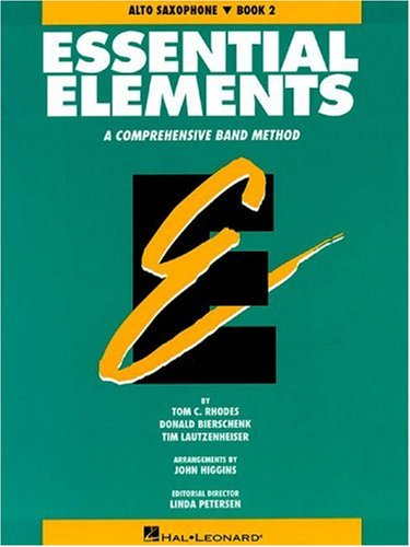 Essential Elements Book 2 - Eb Alto Saxophone