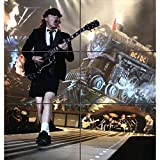 Doppelganger33 LTD Angus Young ACDC Heavy Metal Rock Music