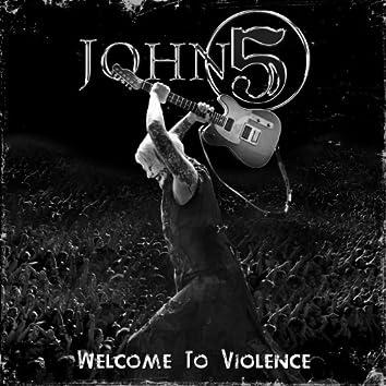 Welcome To Violence - Single