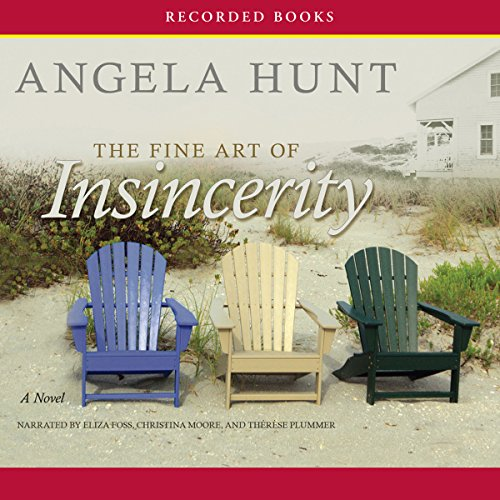 The Fine Art of Insincerity audiobook cover art