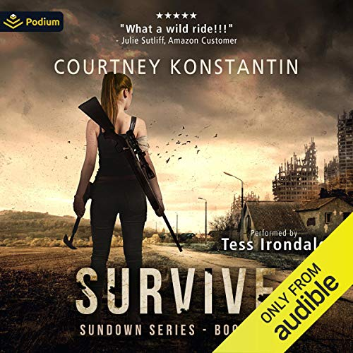 Survive Audiobook By Courtney Konstantin cover art