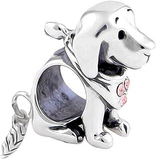 46c1675b35c9 Amazon.es: charm pandora perro