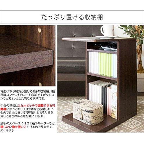 宮武製作所Porte『ソファサイドテーブルST-550』