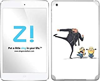 Zing Revolution Despicable Me 2 - Karate Kick Tablet Cover Skin for iPad mini (Wi-Fi/Wi-Fi + Cellular) (MS-DMT290389)