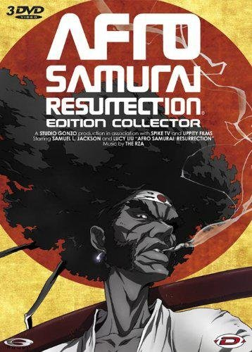 Afro Samurai Resurrection [Édition Collector]