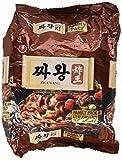 Nongshim Zha Wang Ramen Noodle 4.72oz X 4 Pkgs
