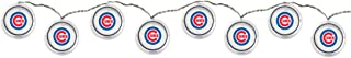 Team Sports America String Lights, Chicago Cubs