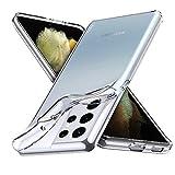 Samsung Galaxy S21 Ultra Case Clear, Aeska...