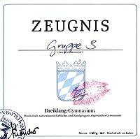 Zeugnis [Single-CD]