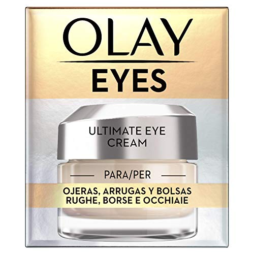 Olay Eyes Ultimate Eye Cream para Ojeras, Arrugas y Bolsas 15 ml