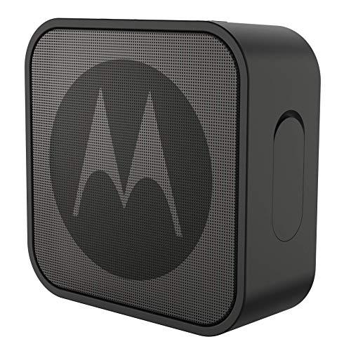 Motorola Lifestyle Sonic Boost 220 - Altavoz inalámbrico portátil con Bluetooth, Parlante Resistente al Agua (IPX5) 6 Horas y Aux, Alexa, Siri y Google Assistant