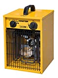 MASTER 4510074 - Calentadores eléctricos de ventilador B 3.3 Epb, 0.0