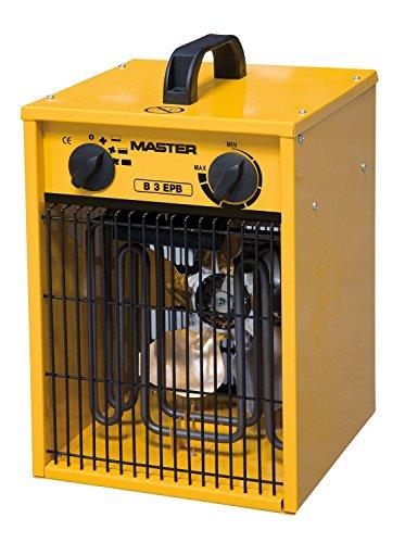 MASTER Heizlüfter Elektro B 3.3 EPB, 4510074.0