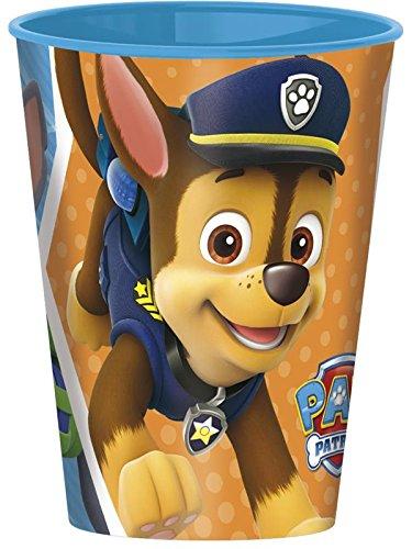 Paw Patrol La Patrulla Canina Vaso plastico pequeño 260 ml (Stor 82707)