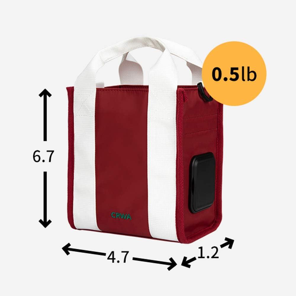 Poop Bag Dispenser,Dog Training Treat Pouch,Treat Holder,Pouch,for Training Dog Training Bag with Waist Shoulder Strap QUALPACK CRWA Tiny Dog Treat Bag Easy to use Wet Wipes