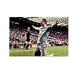 SHADIAO Fernando Torres Kunst-Poster der Fußballspieler,