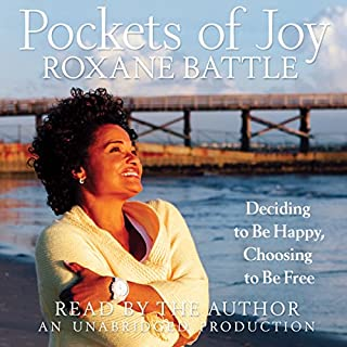 Pockets of Joy audiobook cover art
