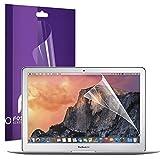 Fosmon Protecteur d'écran 13 pouces pour Apple Macbook Air x1, [Ultra Clair HD] Film de Protection...