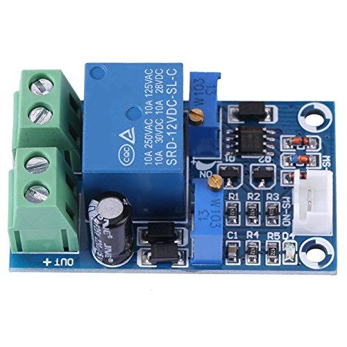 Niederspannungsschaltermodul, Recovery Protection Module12V Batterie Unterspannungsschutzplatte Niederspannungsabschaltung automatisches Hochfahren