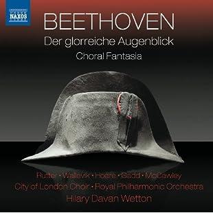 Beethoven Der glorreiche Augenblick/Choral Fantasy:Comoparardefumar