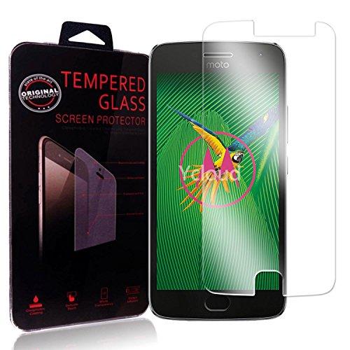 Ycloud Protector de Pantalla para Lenovo Moto G 5ª Generación Plus (5.2...