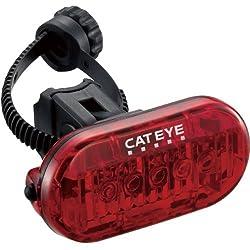 ロードバイク,CAT EYE,ライト,リアライト,ニマ2