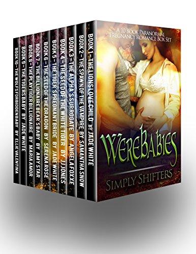 WereBabies: A Paranormal Pregnancy Romance 10 Book Box Set (English Edition)