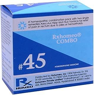 Rxhomeo Combo # 45 - Hemorrhoids(Piles)
