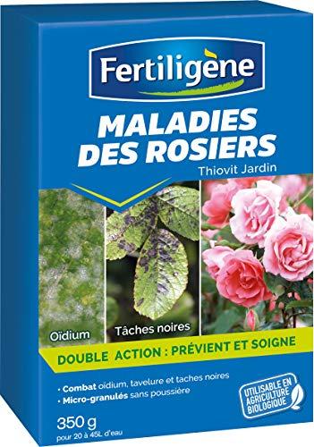 Fertiligène Maladies des Rosiers Concentré, 350gr