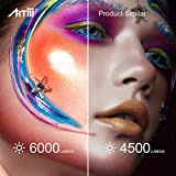 Zoom IMG-1 proiettore wifi bluetooth artlii enjoy2