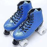 少年少女のための安全ロックストラップ付き少年少女のためのクワッドローラースケート、調節可能なインラインスケート、 flash wheel-41