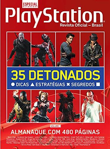 Almanaque PlayStation de Detonados – Volume 1