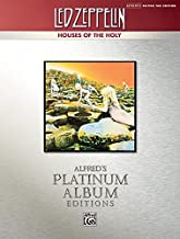 Led Zeppelin -- Houses of the Holy Platinum Guitar: Authentic Guitar TAB (Alfred's Platinum Album Editions)
