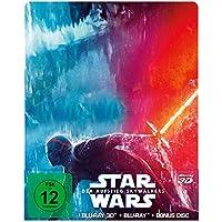 Star Wars: Episode IX - Der Aufstieg Skywalkers: Blu-ray 3D + 2D + Bonus-Disc / Steelbook