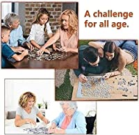 大人のパズル アベンジャーズ ジグソーパズル 家族向けゲーム教育知的玩具 300/500/1000/1500ピース木製パズル G-1020 (Size : 500P)