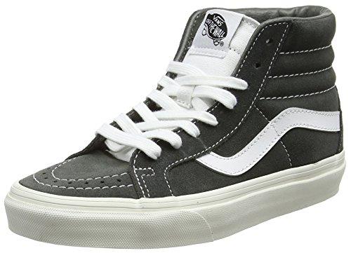 Vans Unisex-Erwachsene Sk8-Hi Reissue Hohe Sneakers, Grau (Gunmetalretro Sport), 40.5 EU