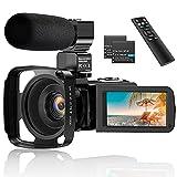 Best Camcorders - Video Camera 2.7K Camcorder UHD 36MP Vlogging Camera Review