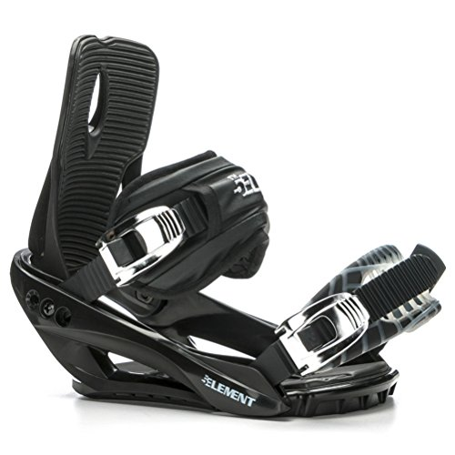 5th Element Stealth 3 Snowboard Bindings 2020 - Large-XLarge/Black