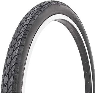Kenda Tire Khan II SRC Semi Slick Wire Bead, 27.5inx1.5/1.95, Black