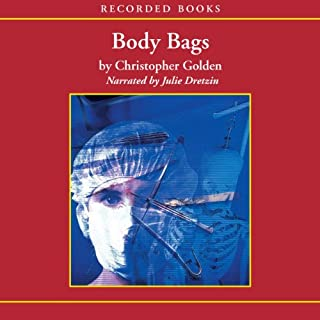 Body Bags audiobook cover art