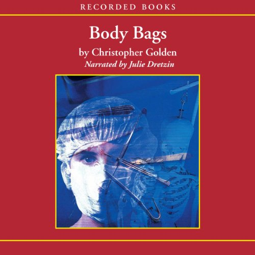 Body Bags audiobook cover art