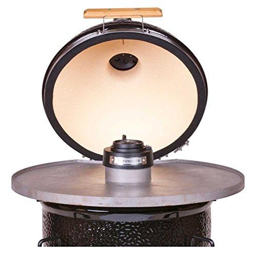 Monolith Classic Feuerplatte Plancha 207020 Keramikgrill Grillplatte Grillring