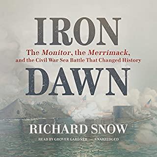 Iron Dawn cover art