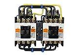 富士電機 可逆形電磁接触器 ケースカバー無 SC-5-1RM コイルAC100V 1A1B 2