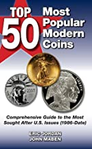 Top 50 Most Popular Modern Coins (English Edition)