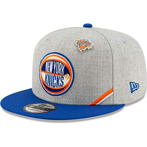 New Era Snapback Cap - NBA 2019 Draft New York Knicks