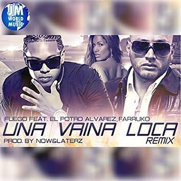 Una Vaina Loca (Official Extended Remix)