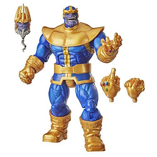 Figura Thanos de 15 cm - Marvel Hasbro Legends Series