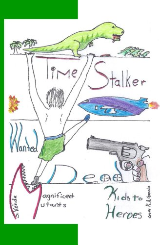 Time Stalker (English Edition)